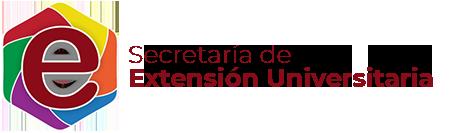 Logotipo de la secretaría de extensión universitaria